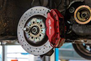 Alfa Romeo Goedhart revisie specialis
